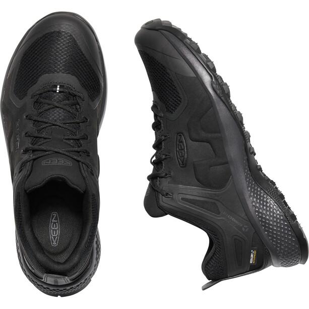 Keen Explr WP Shoes Herr Black/Magnet