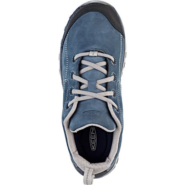 Keen Terradora Leather Sneakers Dam Blue Night/Palom