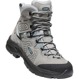 Keen Karraig WP Mid Shoes Dam Steel Grey/Smoke Blue Steel Grey/Smoke Blue
