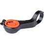 CloseTheGap Hide My Bell Supports pour guidon avec sonnette intégrée Regular, noir