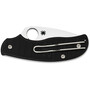 Spyderco Urban Lightweight Messer black