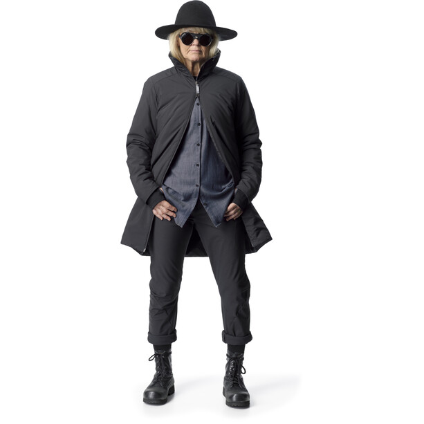 Houdini Add-in Jacket Dam True Black