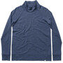 Houdini Campus Crew Midlayer Dam bucket blue
