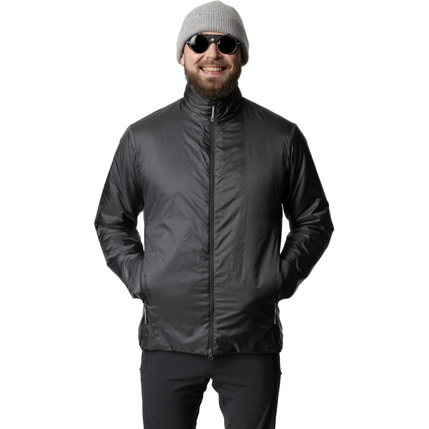Houdini Up Jacket Herr true black