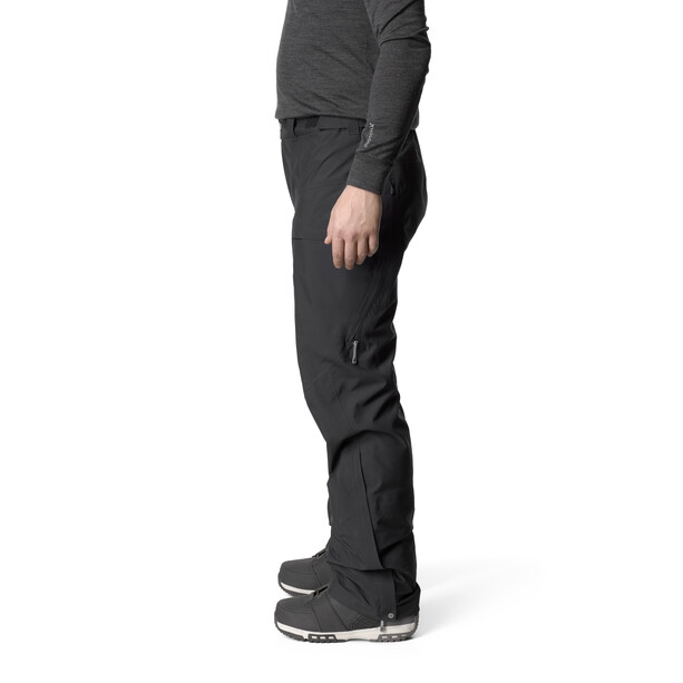 Houdini Angular Pants Herr True Black