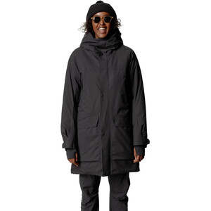 Houdini Fall in Parka Damen true black true black