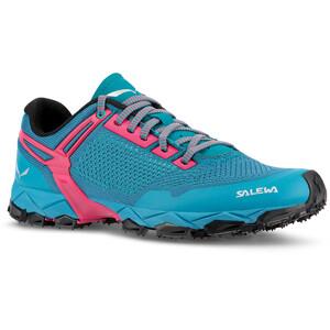 SALEWA Lite Train K Shoes Dam malta/vivacious malta/vivacious