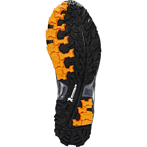SALEWA Ultra Flex Mid GTX Hiking Shoes Herr black/holland