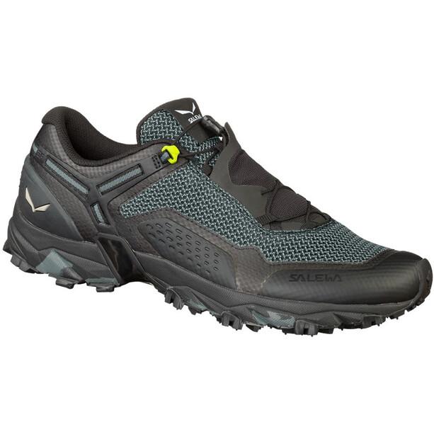 SALEWA Ultra Train 2 Shoes Herr black/black