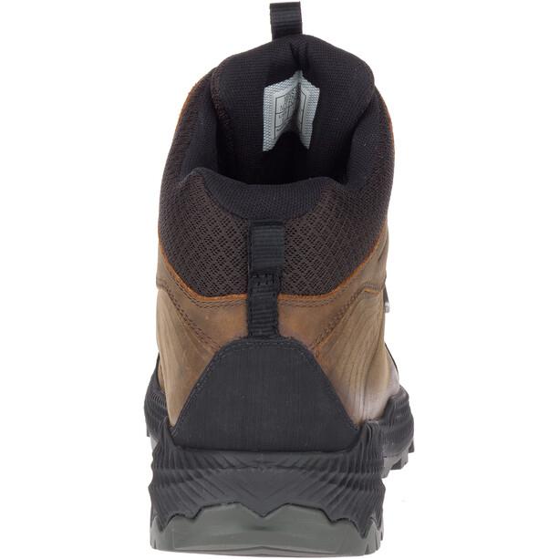 Merrell Forestbound Mid-Cut Schuhe Herren dark earth