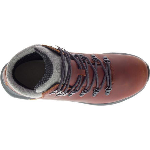 Merrell Ontario WP Mid-Cut Thermo Schuhe Herren barley