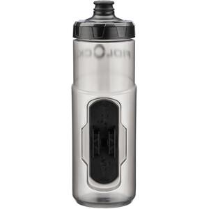 Fidlock Twist Bottle 600 transparent/schwarz transparent/schwarz