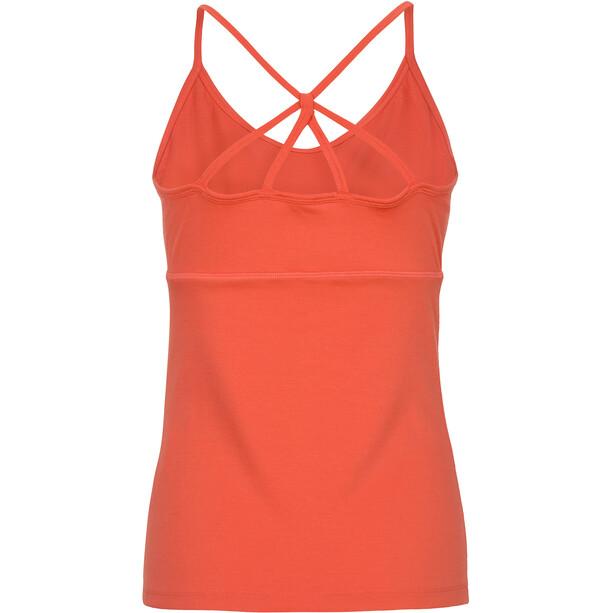 super.natural Motion Yoga Tank Top Damen orange