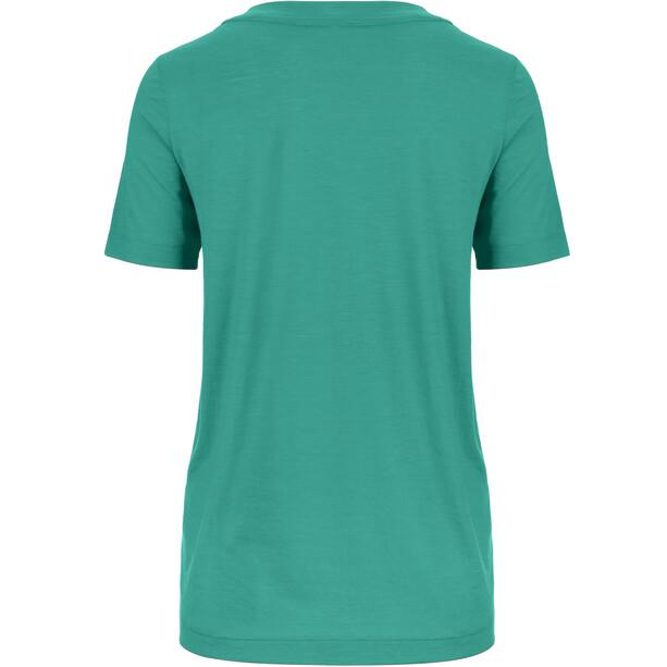 super.natural Oversize T-Shirt Damen aloe green
