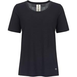 super.natural Panel T-Shirt Damen jet black jet black