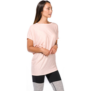 super.natural Yoga Loose T-Shirt Damen blush blush