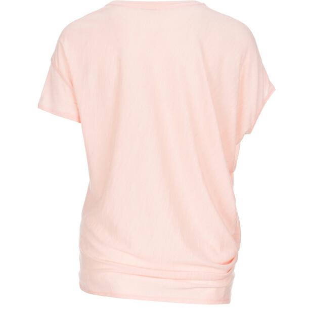 super.natural Yoga T-shirt ample Femme, rose