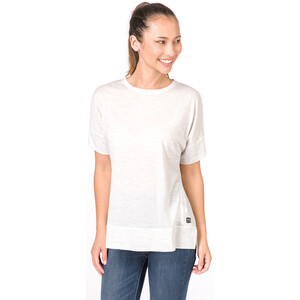super.natural Slash Neck T-Shirt Damen moonlight melange moonlight melange