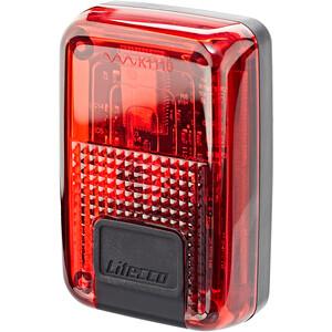 Litecco LightGuard Connect E-Call Smart Rücklicht rot/schwarz rot/schwarz