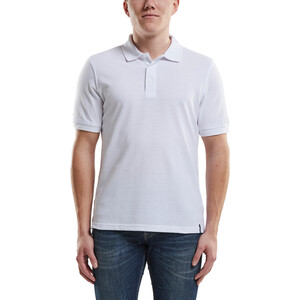 Craft Casual Pique Poloshirt Herren white white