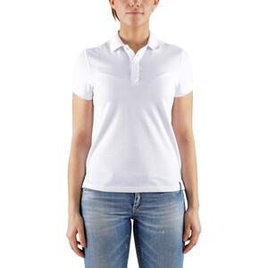 Craft Casual Pique Poloshirt Damen white white
