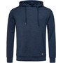 super.natural Essential Hoodie Herren blue iris melange