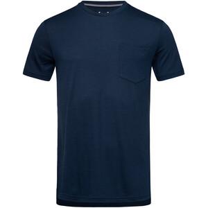 super.natural City T-Shirt Herren blue iris blue iris