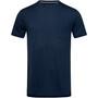 super.natural City T-Shirt Herren blue iris