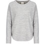 super.natural Knit Sweater Dam ash melange
