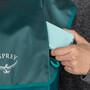 Osprey Transporter Flap Sac à dos, Bleu pétrole