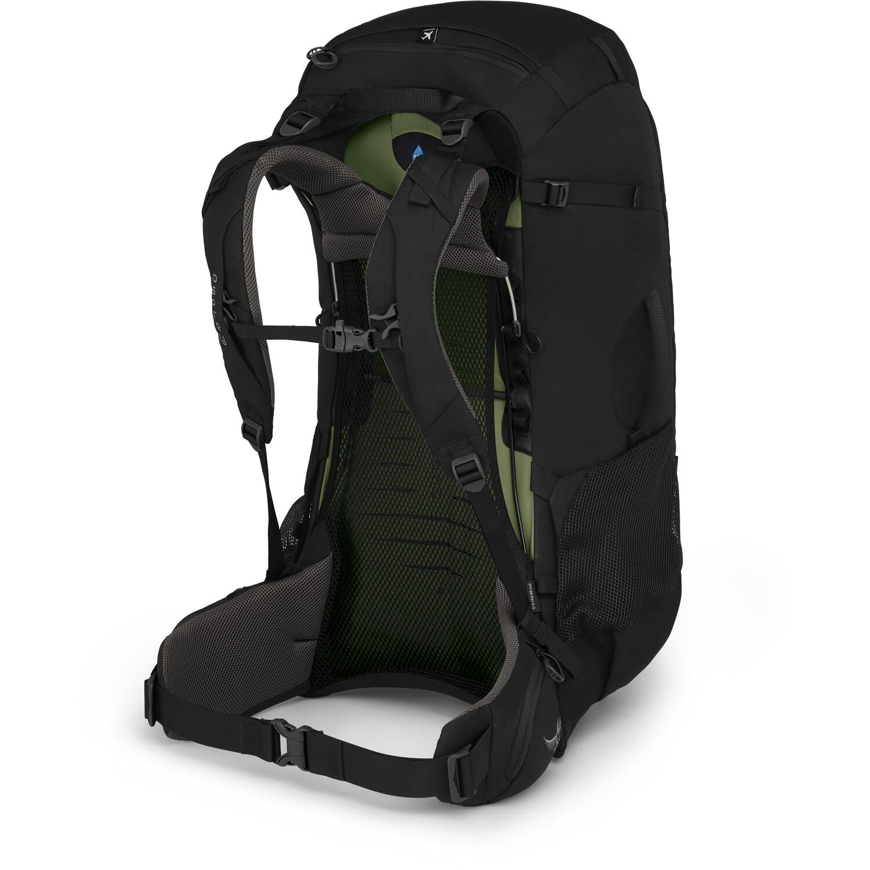 Osprey Farpoint Trek 55 Rucksack Herren black