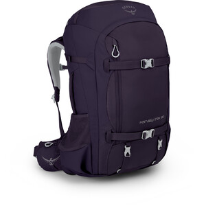 Osprey Fairview Trek 50 Selkäreppu Naiset, amulet purple amulet purple