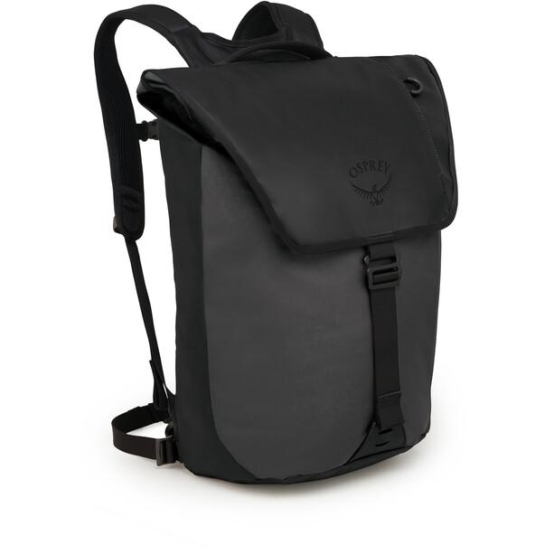 Osprey Transporter Flap Backpack black