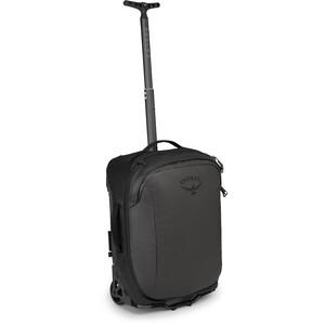 Osprey Rolling Transporter Global Carry-On 30 Travel Pack black black