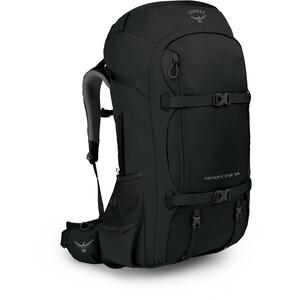 Osprey Farpoint Trek 55 Backpack Herr black black
