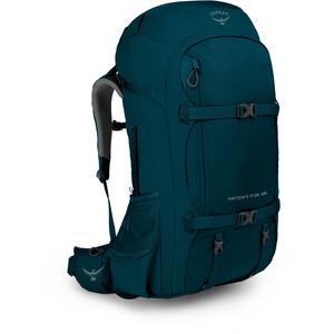 Osprey Farpoint Trek 55 Backpack Herr petrol blue petrol blue