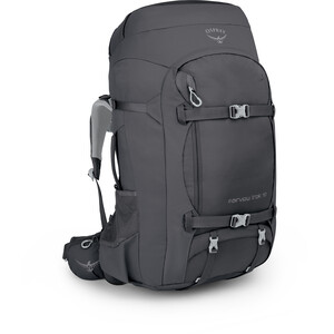 Osprey Fairview Trek 70 Backpack Dam charcoal grey charcoal grey