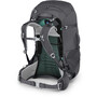 Osprey Fairview Trek 50 Backpack Dam charcoal grey