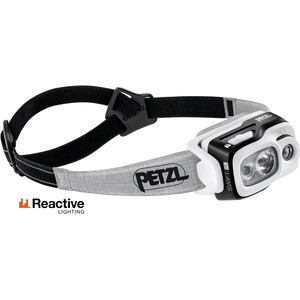 Petzl Swift RL Otsalamppu, black black
