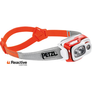 Petzl Swift RL Otsalamppu, orange orange