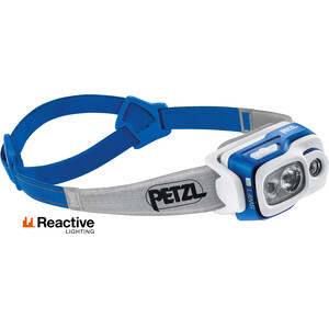 Petzl Swift RL Stirnlampe blue blue