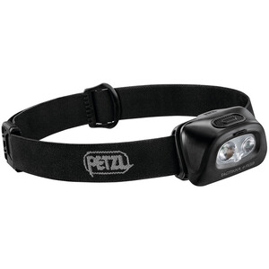 Petzl Tactikka+ RGB Stirnlampe schwarz schwarz