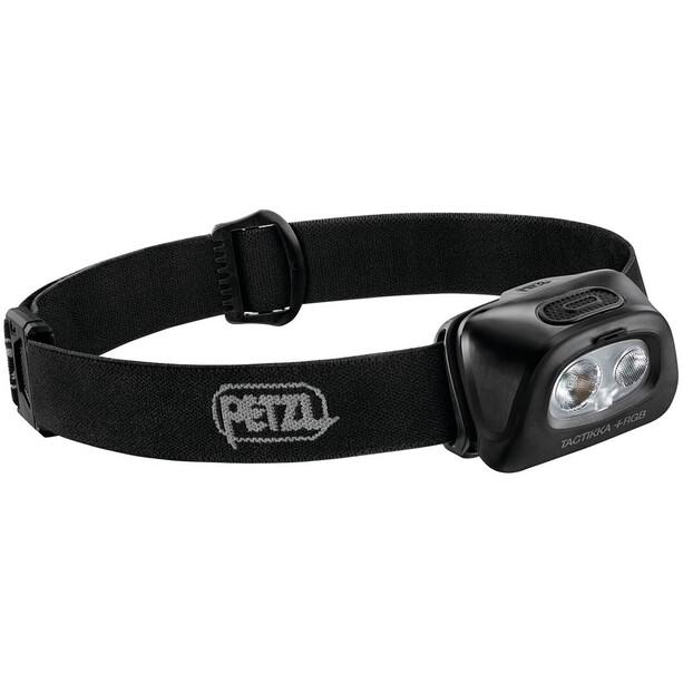 Petzl Tactikka+ RGB Stirnlampe schwarz