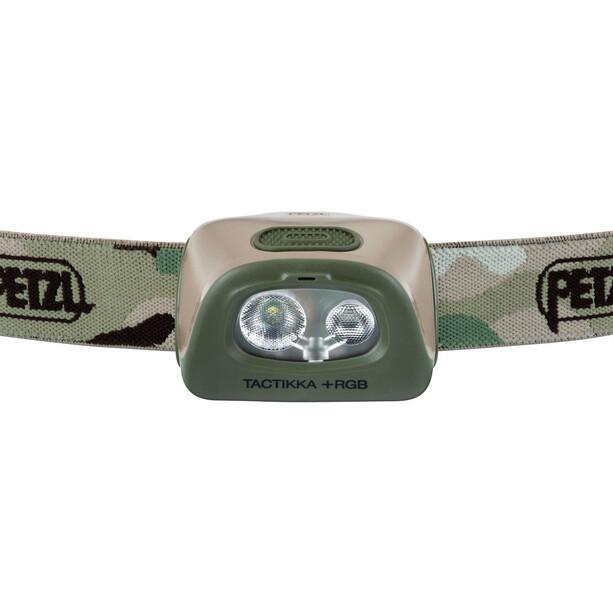 Petzl Tactikka+ RGB Stirnlampe camo
