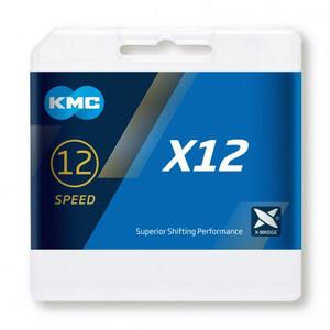 KMC Bicycle Chain 12-speed シルバー