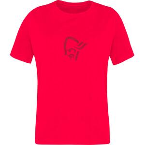Norrøna /29 Viking Baumwoll T-Shirt Kinder schwarz schwarz