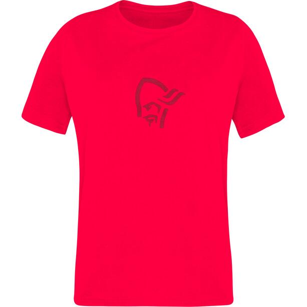 Norrøna /29 Viking Baumwoll T-Shirt Kinder schwarz