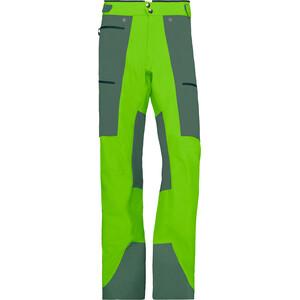 Norrøna Lyngen Windstopper Hybrid Hose Herren bamboo green bamboo green