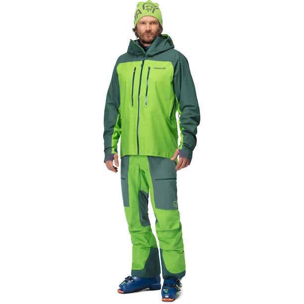 Norrøna Lyngen Gore-Tex Jacke Herren jungle green
