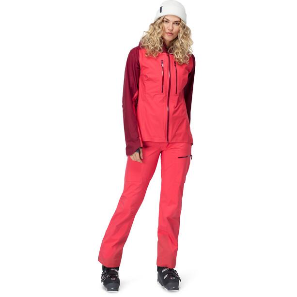 Norrøna Lyngen Gore-Tex Jacke Damen crisp ruby
